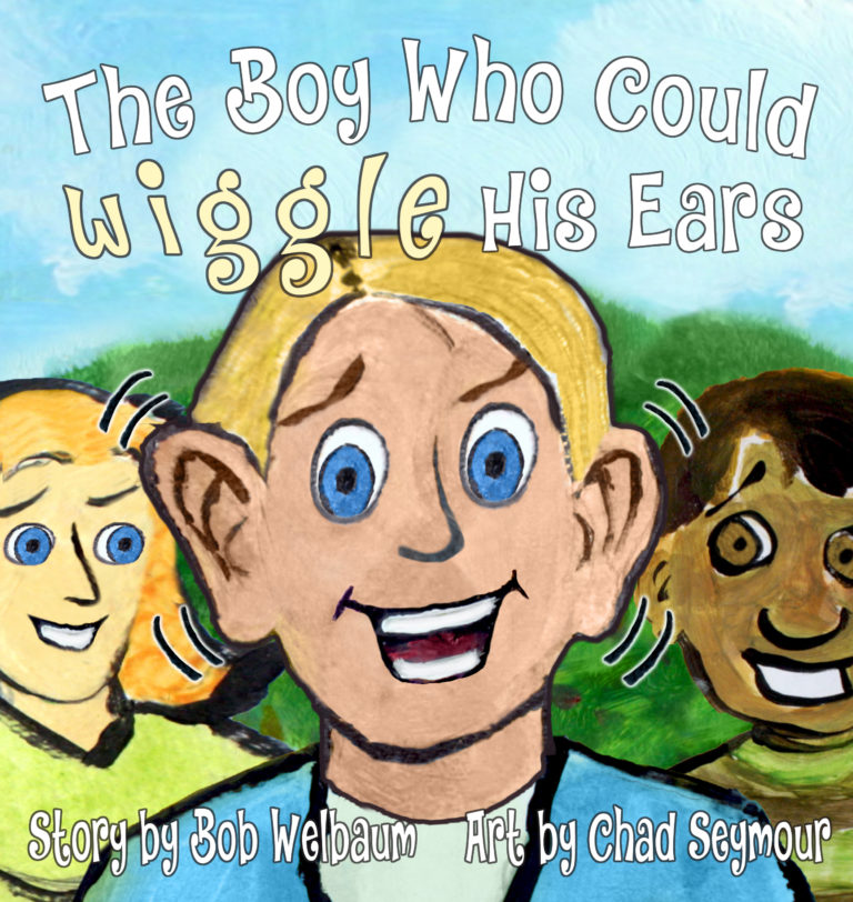 Cover image of The Boy Who Could Wiggle His Ears.
