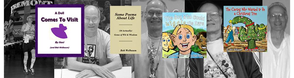 Bob Welbaum  – Author
